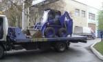 фото работ - эвакуатор Челябинск