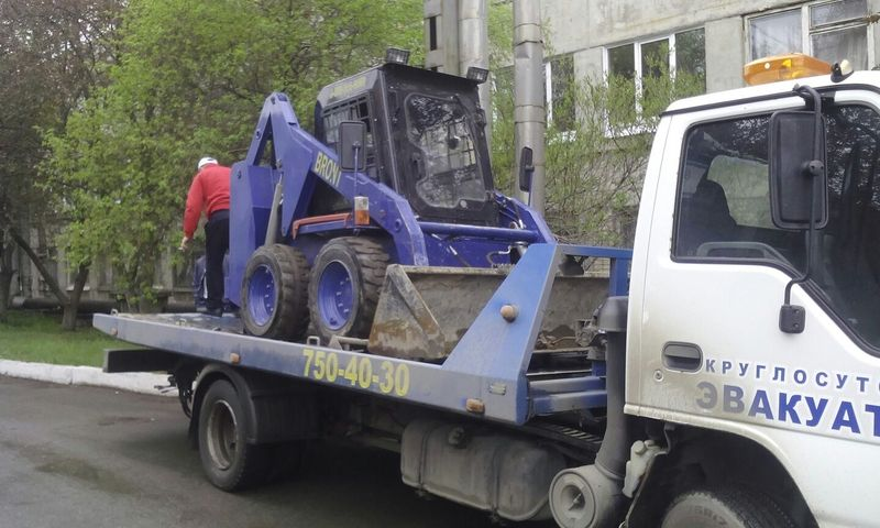 Эвакуатор - перевозка по Челябинску