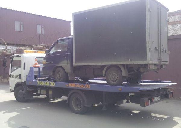 перевозка Hyundai Porter