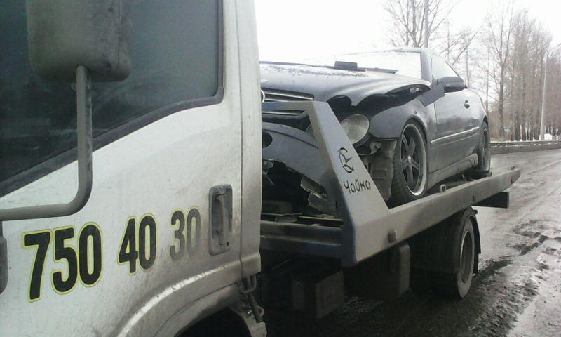 Перевозка Mercedes