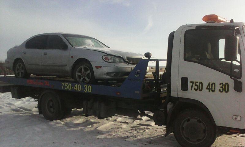 Перевозка Nissan