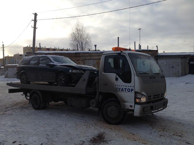 Эвакуация Opel