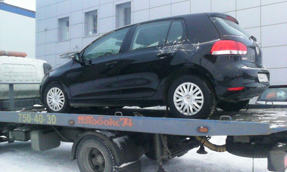 Volkswagen  Colf  - не запускается Двс