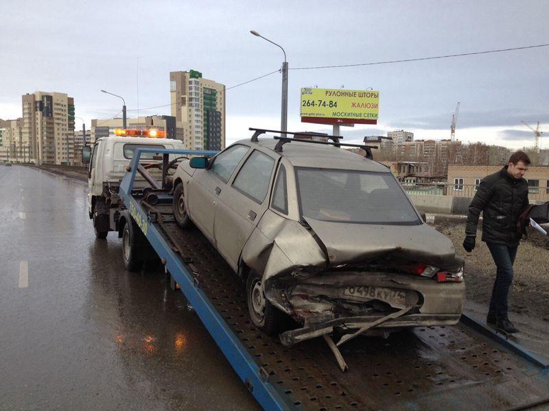 Эвакуация ВАЗ 2110